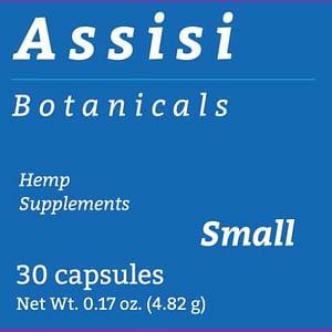 Assisi Capsules Small - 30 capsules